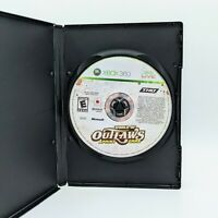 World of Outlaws: Sprint Cars for XBOX 360 - Disc Only - Tested