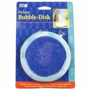 """LM Penn Plax Delux Bubble-Disk Large (5"""" Diameter)"""