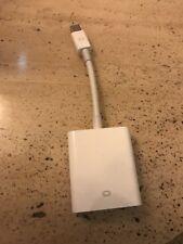 Apple Mini DisplayPort (Thunderbolt 2) to VGA Adapter MB572Z/B