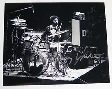 Lenny White MILES DAVID BAND Signed Autograph 8x10 Photo Jazz Bitches Brew