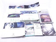 2003 Mercedes Benz C Class C240 C320 4matic Wagon OEM Owners Manual Set W/O Case