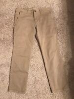 Women's American Eagle Beige Khaki Pants