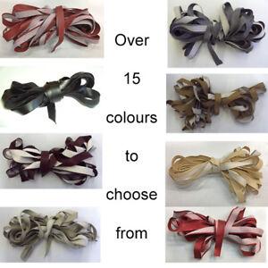 Carpet edge binding tape in leathercloth - Folded edging tape vinyl - car mats