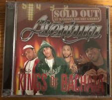 Kings of Bachata: Sold Out at Madison Square Garden by Aventura (CD, Nov-2007)