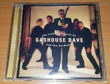 CD / GASHOUSE DAVE  the live adventures