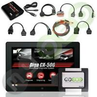 Profi Diagnosegerät DIGA-CX-500 Dell Tablet OBD Diagnose Chiptuning Deutsch