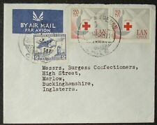 CHILE # POSTAL COVER to GB 1964