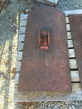 Gravely Snow Plow Mower Push Blade ? Vintage