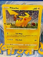 Pokemon Pikachu General Mills 25th Anniversary Stamped Holo Foil 🔥Promo Card🔥