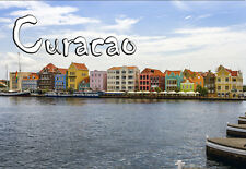"Curacao Travel Handmade 3.25""x2.25"" Collectibles Photo Fridge Magnet  (PMD10004)"