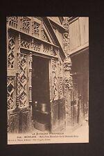 Carte postale ancienne CPA MORLAIX - Bas d'un escalier de la Grande Rue