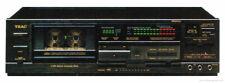 piastra cassette hi-end TEAC V750  3 TESTINE
