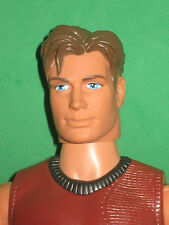 "MAX STEEL-12""-ACTION  FIGURE--MATTEL- NUDE FOR OOAK"