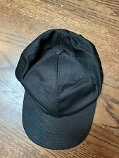 Chef Works Baseball Cap Hat - Black Adjustable