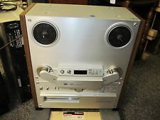New listing Vintage Akai Gx-747 Reel to Reel Tape Recorder, Not Working, Very Nice Condition