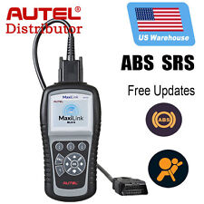 Autel MaxiLink ML619 OBD2 Diagnostic Scanner Scan Tool ABS SRS Airbag as AL619