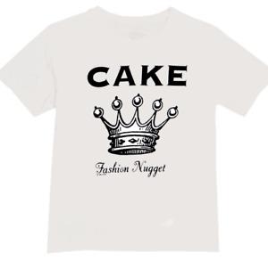 Cake fashion nugget t-shirt