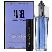 Thierry Mugler Angel - Gift Set With 100ml Eau De Parfum Spray and 7.5ml Purse S