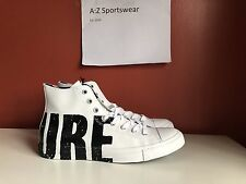 Coverse Sex Pistols Chuck Taylor All Star Hi Rubber sz11.5 (151196C) White