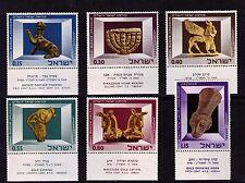 ISRAEL 1966 ISRAEL MUSEUM WITH TAB MNH