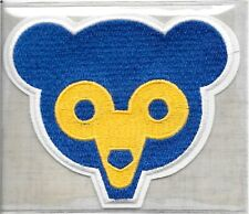 1969 CHICAGO CUBS Cooperstown Collection TEAM PATCH Willabee & Ward ~ PATCH ONLY