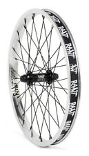 """RANT PARTY ON V2 BMX BIKE 20"""" FRONT WHEEL SHADOW SUBROSA CULT KINK HARO SILVER"""
