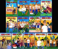 King of the Hill: The Complete Series, Seasons 1-13 (DVD, 37-Discs)