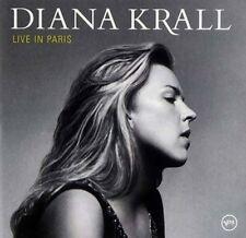 DIANA KRALL Live in Paris  2LP Vinyl NEW