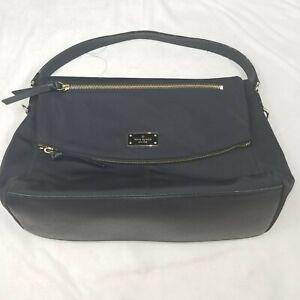 Kate Spade New York Lyndon Wilson Road Calista Black Handbag