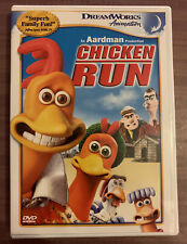 Dreamwork's �Chicken Run � Dvd. 👌Excellent Condition👌