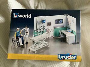Bruder #62711 Urgent Care Set - New Factory Sealed