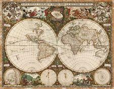 European Antique Maps, Atlases & Globes
