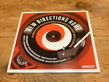VARIOUS - UNCUT NEW DIRECTIONS HOME !!!!!!!!!!! RARE CD PROMO