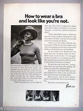 Bali Bra PRINT AD - 1970