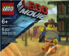 Brand New Lego - Western Emmet(2014) - 5002204 The Lego Movie Polybag/Promo Set