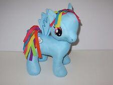 Hasbro My Little Pony Scribble Me Rainbow Dash Soft Toy  (No Pens)