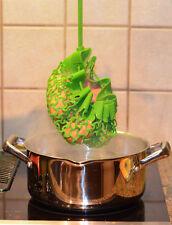 Silicone Cooking Mesh Boiling Bag Basket Strainer For Vegetable Shellfish Pasta
