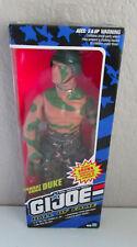 Vintage NIB Combat Camo Duke Hasbro G.I. Joe Hall of Fame 12 inch Action Figure