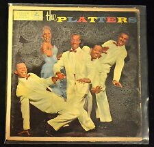 EP COVER ONLY The Platters Mercury 3336 My Prayer, Have Mercy