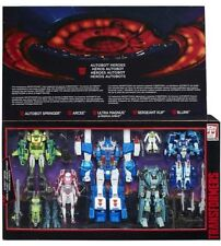 Figurines et statues jouets Hasbro en emballage d'origine scellé avec transformers