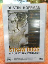 STRAW DOGS SAM PECKINPAH DUSTIN HOFFMAN DVD MA R4