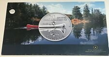 2011 CANADA $20 Canoe Lake Reflection COIN MINT IN PACK  .9999 PURE SILVER