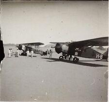 Avions Histoire aviazione militaire Turchia Turkey Targa per lente stereo