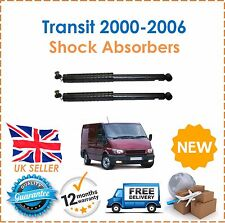 For Ford Transit MK6 FWD 2000-2006 Two Rear Shock Absorbers x2 New O.E Quality