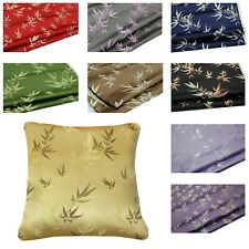Pillow Cover*Chinese Rayon Brocade Throw Seat Pad Cushion Case Custom Size*Ba1