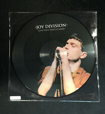 JOY DIVISION - LOVE WILL TEAR US APART Picture Disc EP