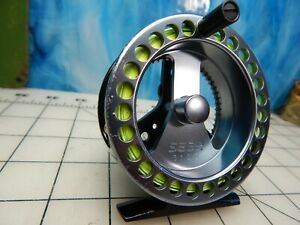 Fly Reel SAGE 3000 series no.3100 0-3 line rod  fishing lure trout USA tackle