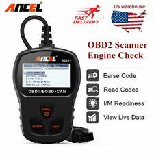 OBD2 Engine Code Reader Ancel AD210 Car Diagnostic Scan Tool Automotive Scanner