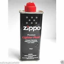 GENUINE AND ORIGINAL Zippo Fuel Tin for ZIPPO LIGHTERS JUST SEE N BID ONE TIN