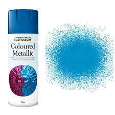 x48 Rust-Oleum multiusos PREMIUM pintura en aerosol interior y azul metálico